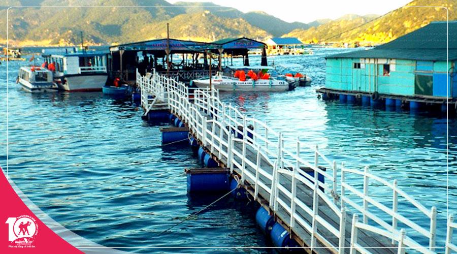 Du lịch Tết Dương Lịch 2019 Đảo Bình Ba 2 ngày 2 đêm khởi hành từ Sài Gòn