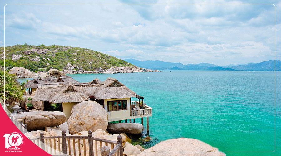 Du Lịch Đảo Bình Ba, Tour Ninh Chữ - Bình Lập - Resort Ngọc Sương - Đảo Bình Ba