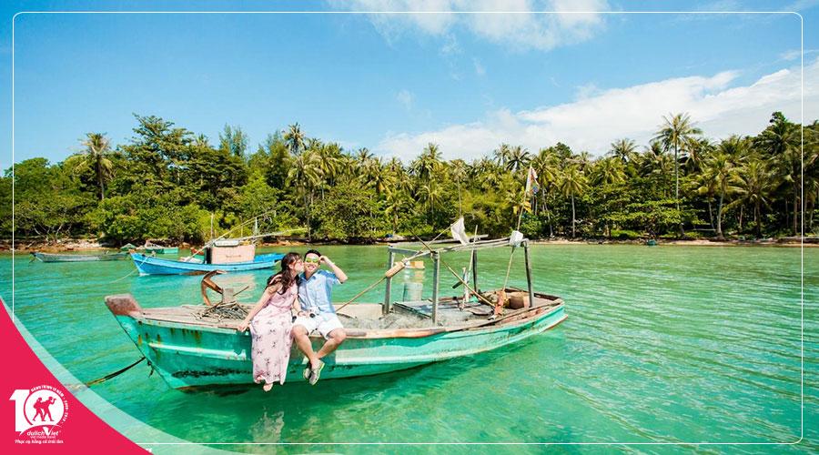 Tour du lịch Giỗ tổ Hùng Vương 2019 Đảo Nam Du 3 ngày 3 đêm từ Sài Gòn