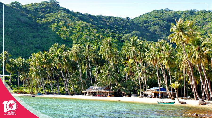 Du lịch Đảo Nam Du hè 2019, Tour 2 ngày 2 đêm khởi hành từ Sài Gòn