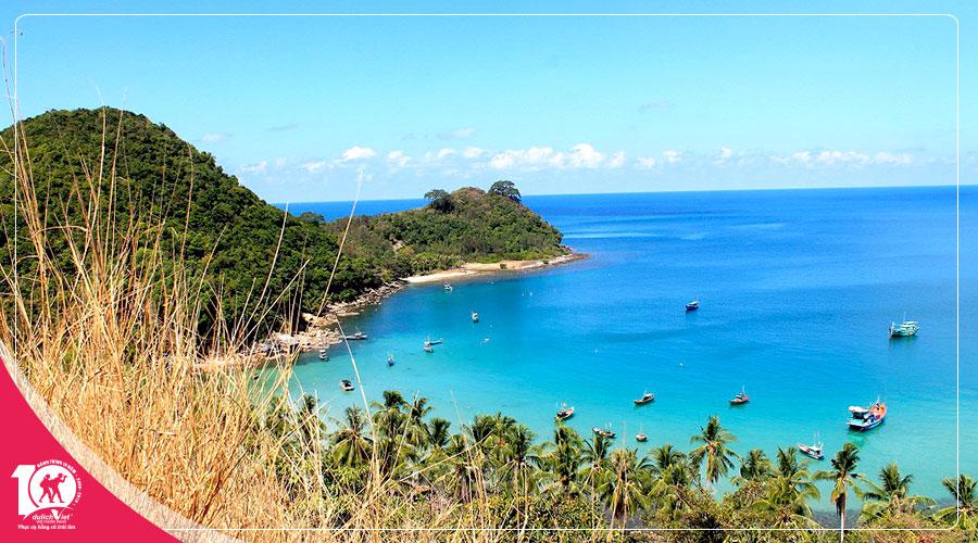 Du Lịch Miền Tây, Tour Rạch Giá - Khám phá đảo Nam Du 2 ngày 2 đêm