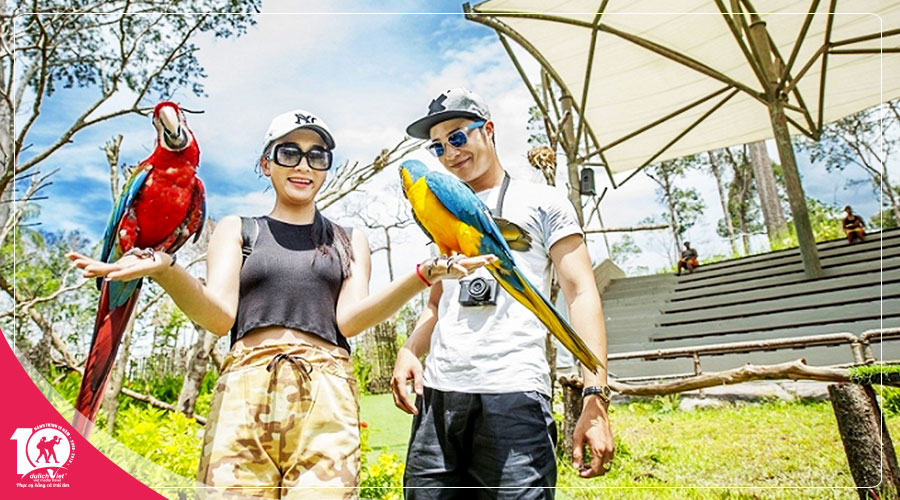 Du Lịch Phú Quốc - Hòn Móng Tay - Hòn Mây Rút Khuyến Mãi Vietnam Airlines
