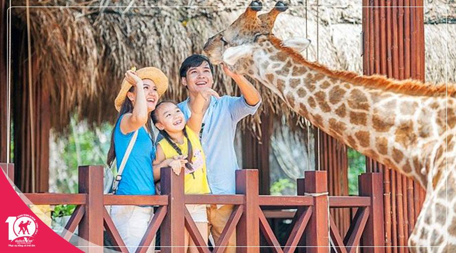 Du Lịch Tết Nguyên Đán 2019 - Tour Phú Quốc 3 ngày bay Vietnam Airlines
