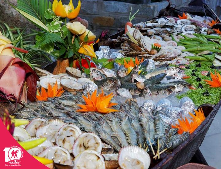 Free and Easy Pandanus resort 4* Mũi Né Phan Thiết Resort 2 ngày 1 đêm