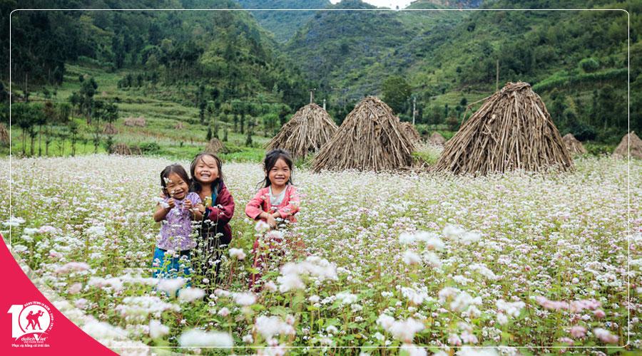 Du lịch Miền Bắc - Đông Bắc - Hà Nội - Hà Giang - Cao Bằng 6 ngày Mùa Hoa Đào 2019