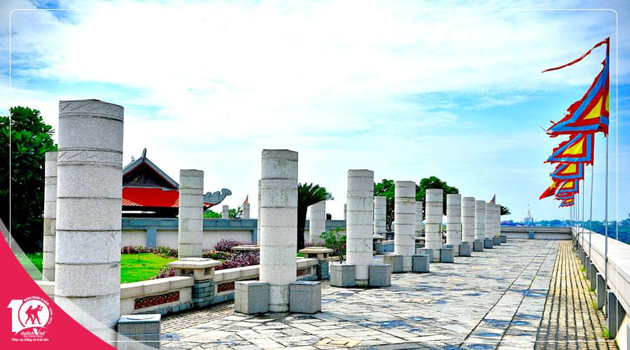 Du lịch Miền Bắc - Đông Bắc - Hà Giang - Đền Hùng 5 ngày ngắm hoa Đào nở