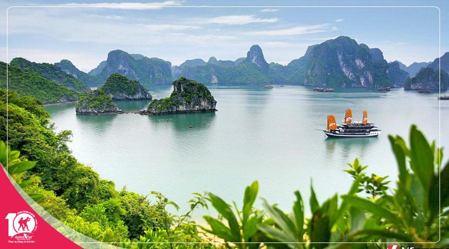 Du lịch Miền Bắc - Hà Nội - Hạ Long - Ninh Bình 4 ngày Giỗ tổ Hùng Vương 10/3 từ Sài Gòn