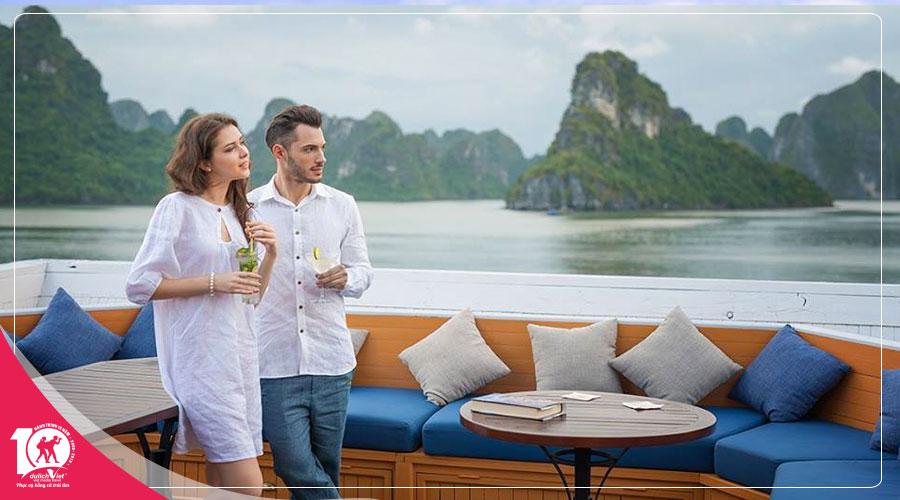 Du lịch Tết Dương Lịch 2019 Hạ Long - Sapa - Fansipan 4 ngày bay từ Sài Gòn