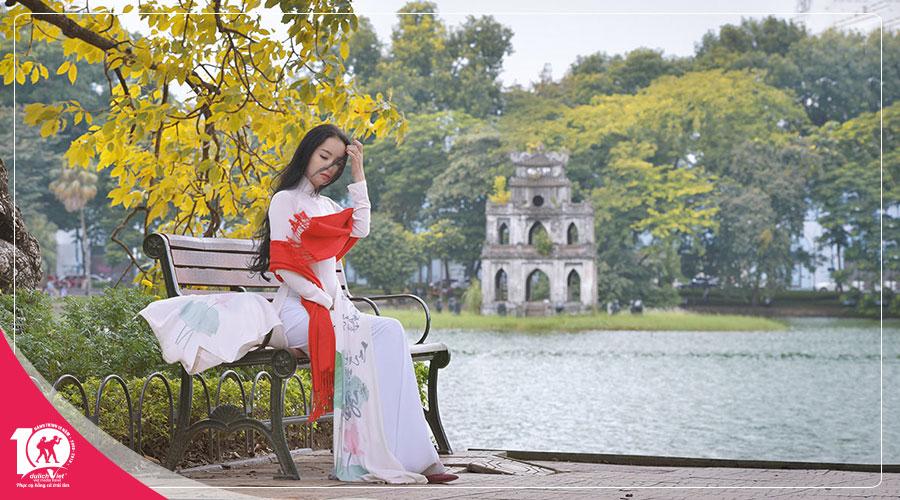 Du lịch Miền Bắc - Tour Hà Nội - Hạ Long - Sapa 5 ngày chinh phục mùa hoa Đào