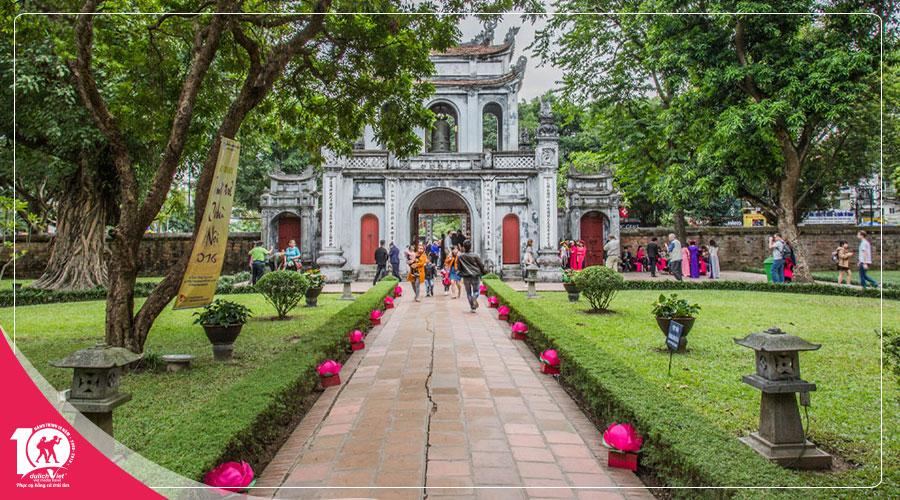 Du lịch Miền Bắc - Hà Nội - Hạ Long - Ninh Bình - Sapa 6 ngày ngắm mùa Hoa Đào