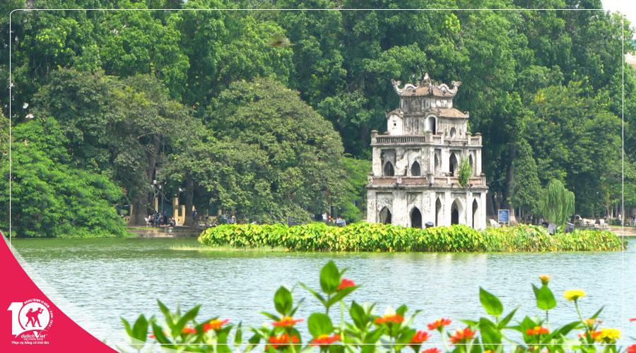 Du lịch Miền Bắc - Đông Bắc - Hà Giang - Đền Hùng 5 ngày mùa Lễ 30/4 đi từ Sài Gòn