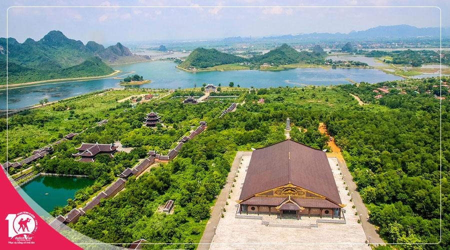 Du lịch Miền Bắc - Hà Nôi - Hạ Long - Ninh Bình 4 ngày Tết Kỷ Hợi 2019