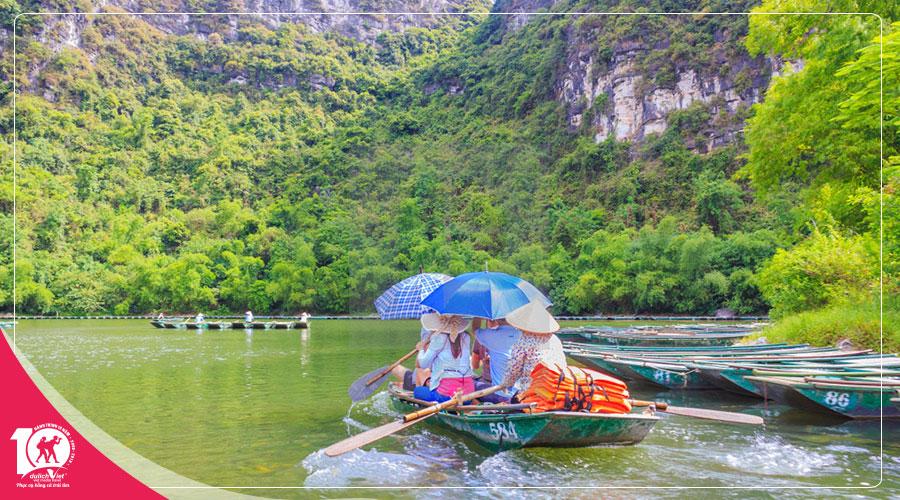 Du lịch Miền Bắc - Hạ Long - Ninh Bình 3 ngày Tết Dương Lịch 2019 từ Sài Gòn