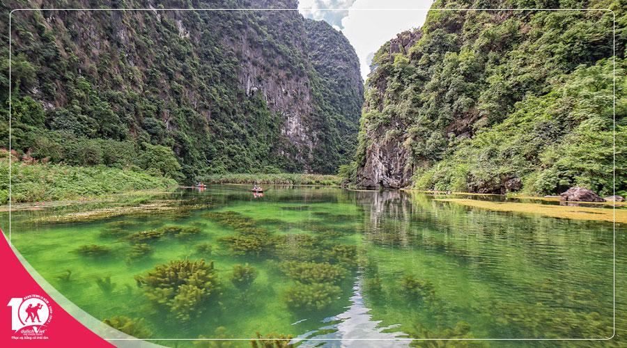 Du lịch Giỗ tổ Hùng Vương 10/3 đi Hà Nội - Hạ Long - Ninh Bình 4 ngày từ Sài Gòn