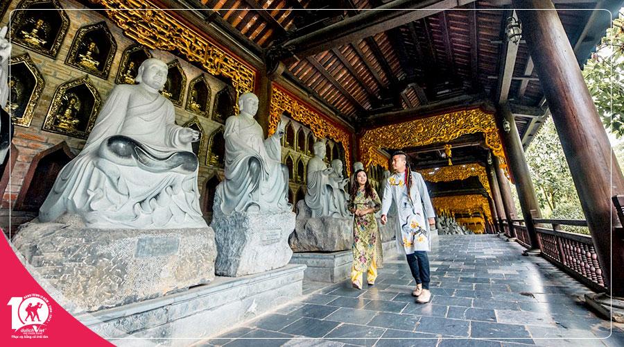 Du Lịch Hạ Long - Ninh Bình - Sapa khuyến mãi Vietnam Airlines