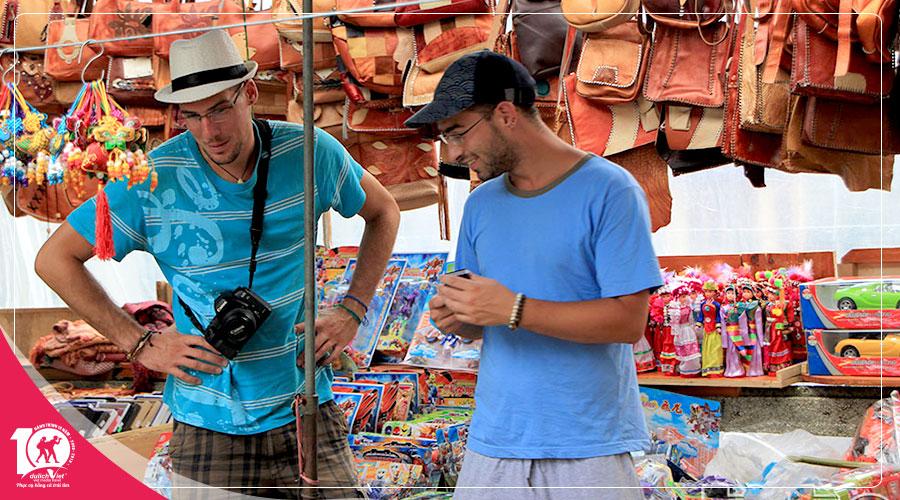 Du Lịch Miền Bắc, Tour Sapa - Fansipan 3 ngày khám phá mùa Hoa Đào