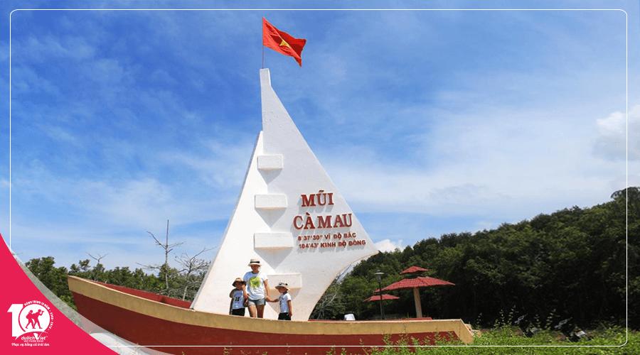 Du Lịch Miền Tây, Tour Cà Mau - Bạc Liêu - Sóc Trăng 2 ngày 2 đêm đi từ Sài Gòn