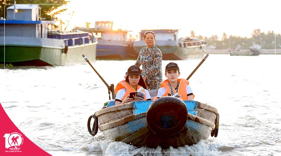 Du Lịch Miền Tây, Tour Mỹ Tho - Cần Thơ 2 ngày khởi hành từ Sài Gòn