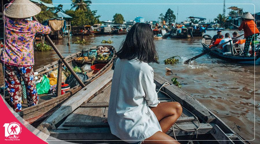 Du Lịch Tết Nguyên Đán 2019 - Tour Cần Thơ - Cà Mau - Bạc Liêu 4 ngày