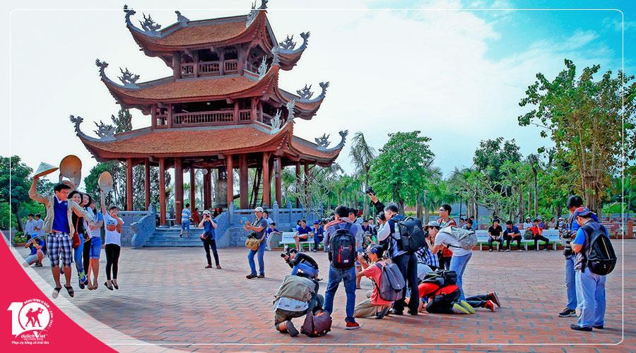 Du lịch Cần Thơ hè, Tour Cần Thơ - Cà Mau 4 ngày xuất phát từ Sài Gòn