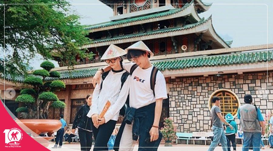 Du lịch Tết nguyên đán 2019 - Tour Mỹ Tho - Châu Đốc 3 Ngày 2 Đêm