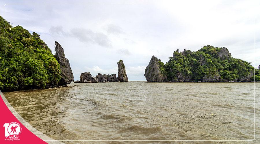 Du lịch Miền Tây - Tour Hà Tiên - Phú Quốc - Bãi Sao 4 Ngày 3 Đêm