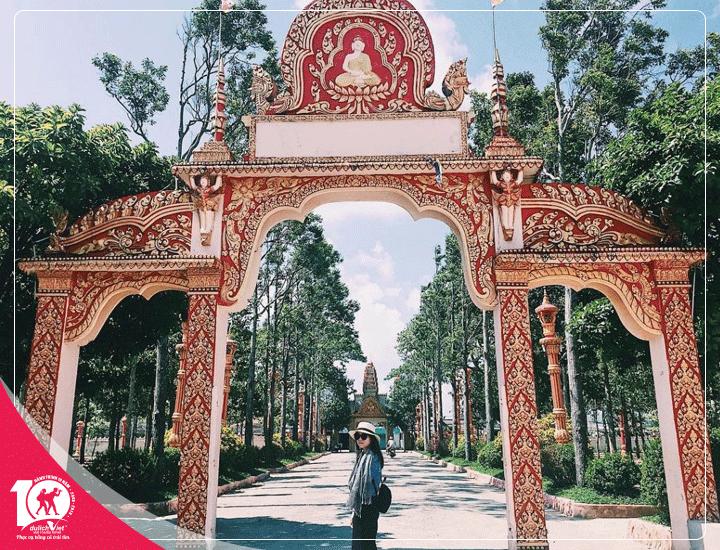 Du lịch hè Bạc Liêu - Sóc Trăng, Tour 2 ngày 2 đêm xuất phát từ Sài Gòn