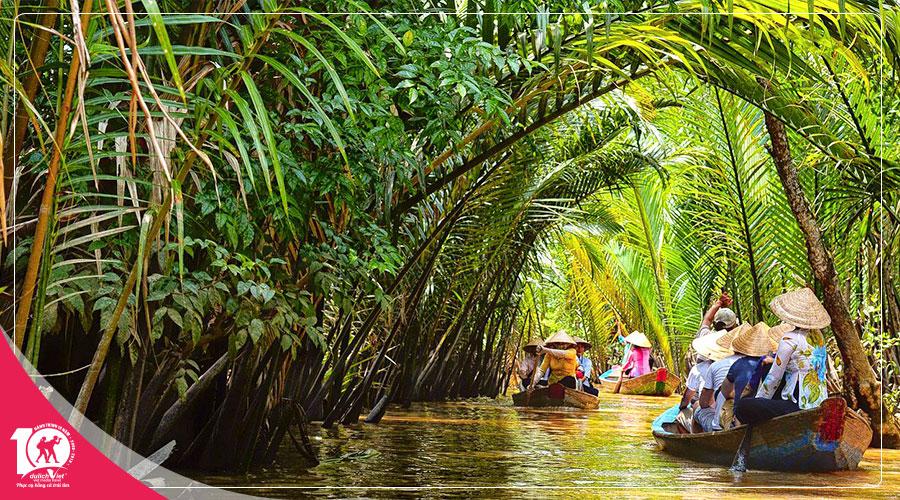 Du lịch Tết Kỷ Hợi 2019 - Tour Mỹ Tho - Cần Thơ 2 ngày khởi hành từ Sài Gòn