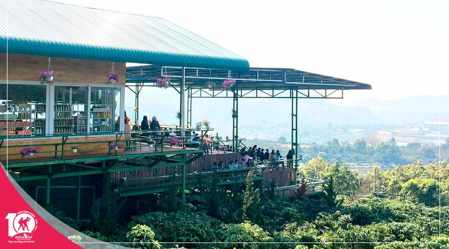 Du lịch Đà Lạt - Trang Trại Rau Và Hoa 3 ngày dịp Tết Âm Lịch từ Sài Gòn