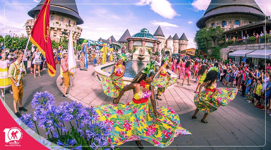 Du lịch Miền Trung - Đà Nẵng - Động Thiên Đường 4 ngày giỗ tổ Hùng Vương 2019 từ Sài Gòn