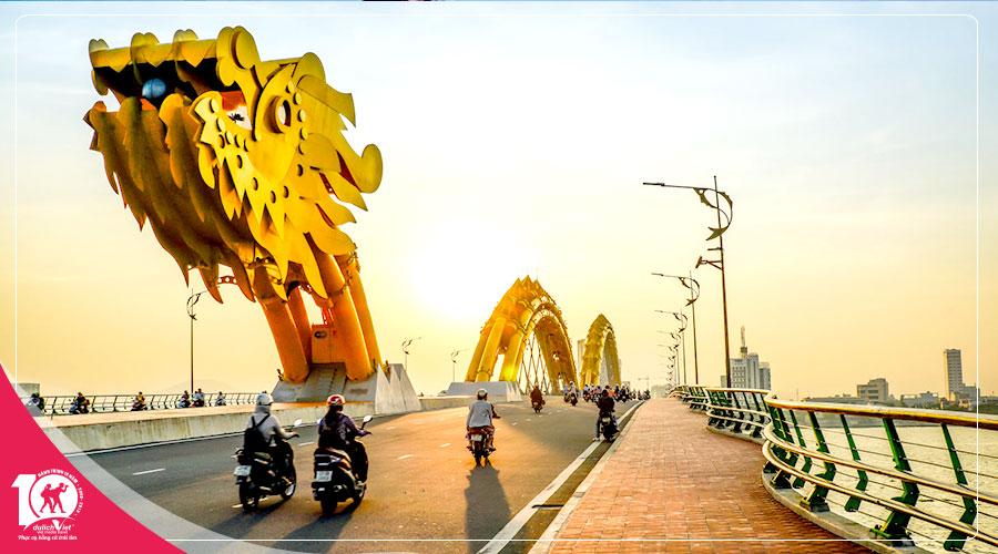 Du lịch Miền Trung - Đà Nẵng - Hội An - Động Thiên Đường mùa Lễ 30/4 5 ngày khởi hành từ Sài Gòn