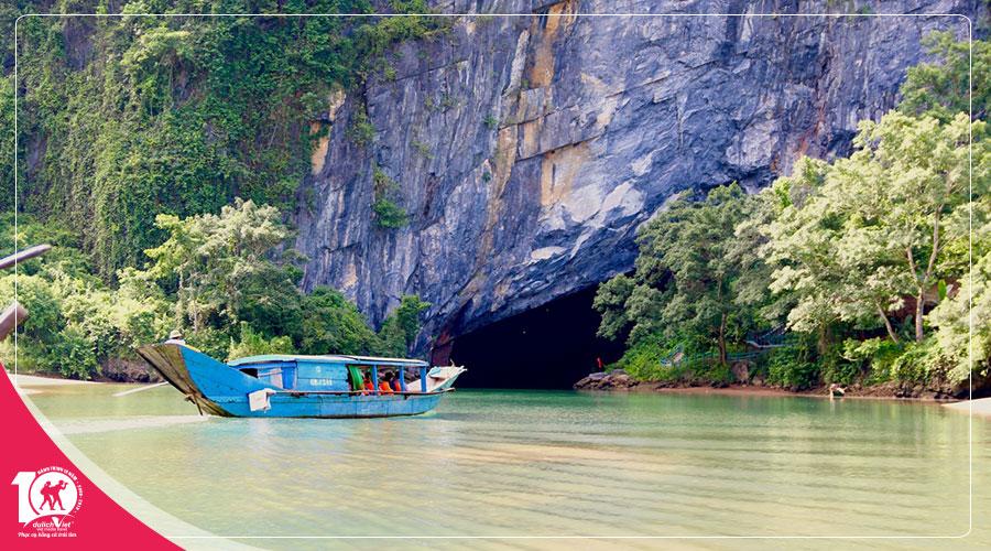 Du lịch Miền Trung - Tour Đà Nẵng - Động Phong Nha 4 ngày Tết Kỷ Hợi 2019 bay từ Sài Gòn