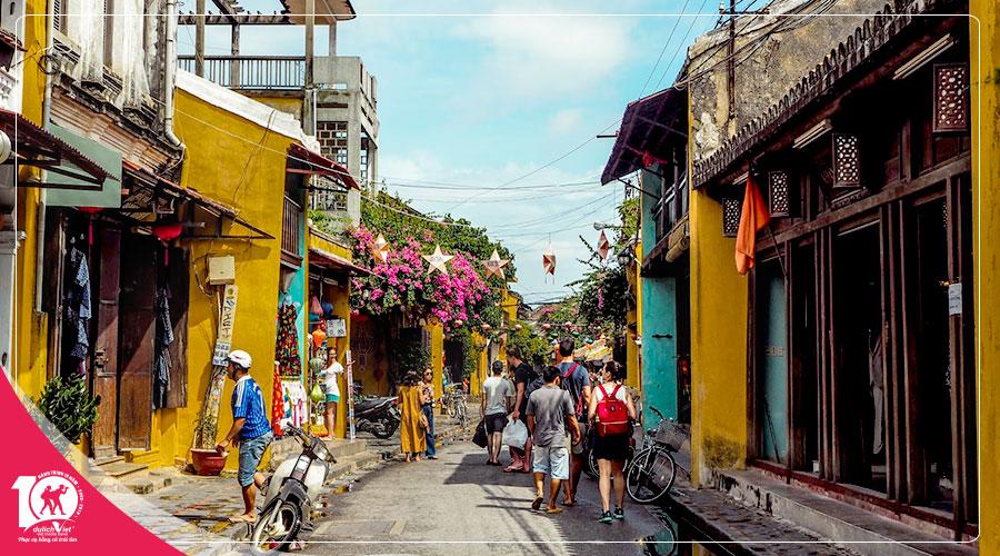 Du Lịch Tết Kỷ Hợi 2019 -  Tour Đà Nẵng - Huế - Hồ Truồi 4 Ngày Bay Vietnam Airlines (Tặng vé Sunworld Đà Nẵng)