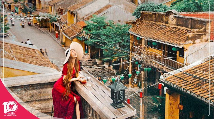 Du lịch Miền Trung - Đà Nẵng - Hội An mùa Lễ 30/4 3 ngày xuất phát từ Sài Gòn