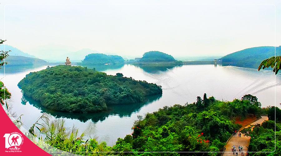Du lịch Miền Trung - Du lịch Đà Nẵng - Huế - Hồ Truồi Bạch Mã 4 ngày Lễ 30/4 xuất phát từ Sài Gòn