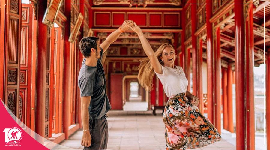 Du lịch Miền Trung - Bà Nà - Hội An - Huế 3 ngày khởi hành từ Sài Gòn