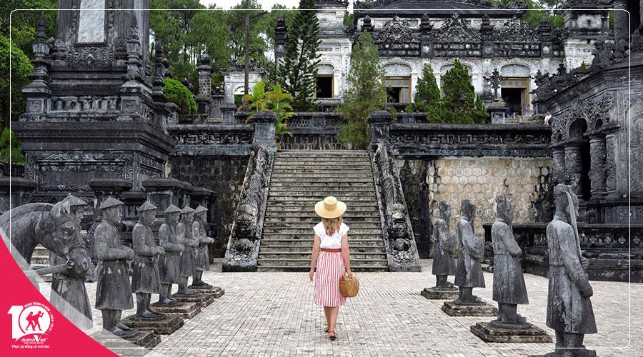 Du Lịch Miền Trung, Tour Đà Nẵng - Hội An - Động Thiên Đường 5 Ngày