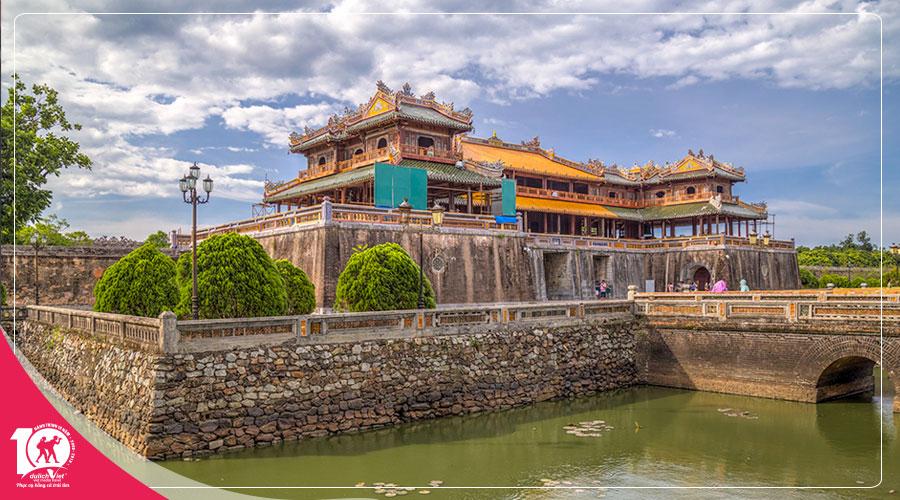 Du lịch Miền Trung - Tour Đà Nẵng - Động Thiên Đường Tết Nguyên Đán 2019 từ Sài Gòn