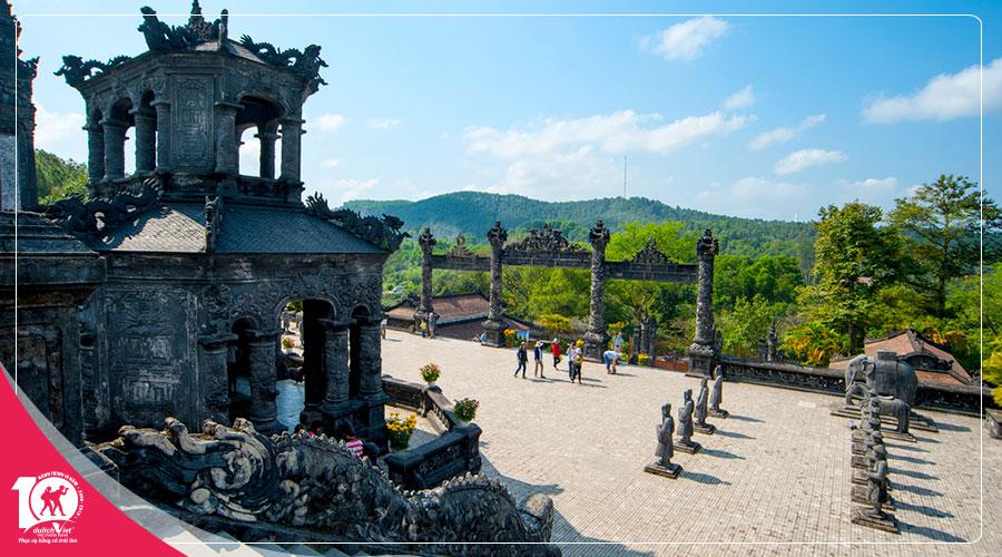Du lịch Miền Trung - Đà Nẵng - Hội An - Huế - Động Thiên Đường 4 ngày từ Sài Gòn