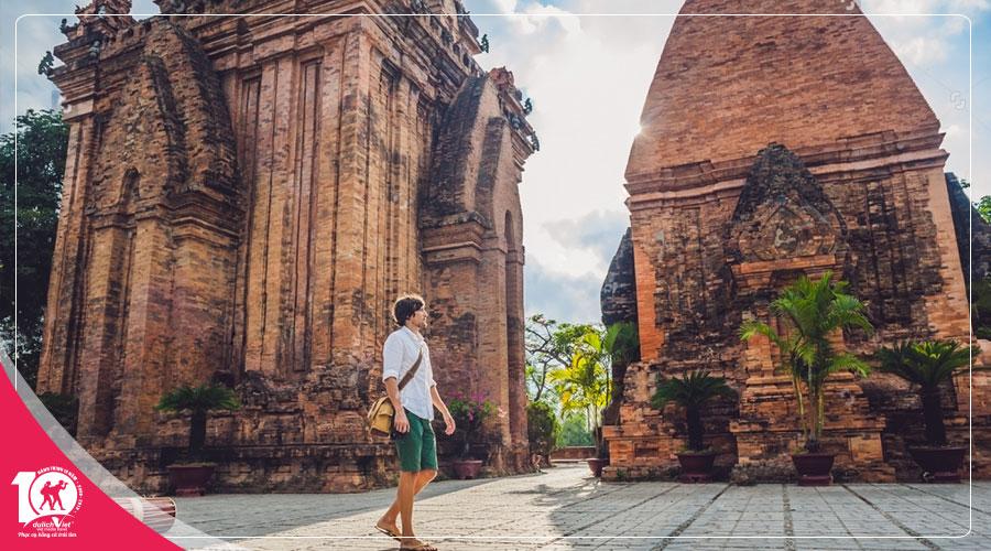 Du Lịch Nha Trang, Tour Đảo Điệp Sơn - Vinpearland - Nhà Thờ Đá 3 ngày 3 đêm