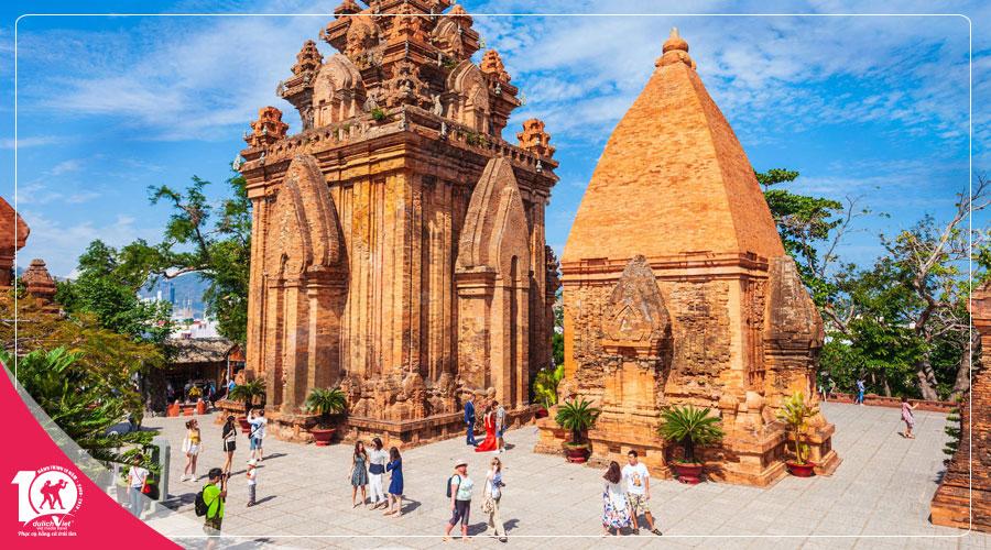 Du lịch Miền Trung - Nha Trang - Bình Ba dịp Tết Dương Lịch 2019