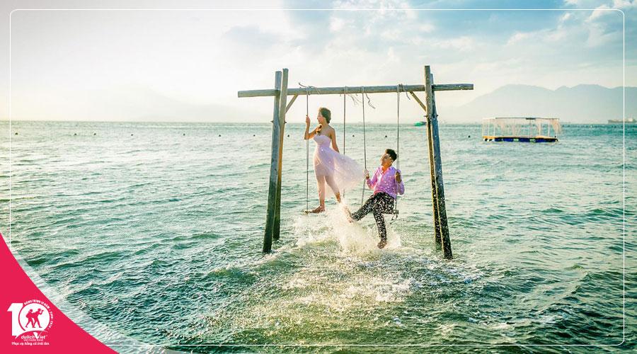 Du lịch Nha Trang - Vinpearland - Du Ngoạn 4 Đảo Khởi Hành Từ Sài Gòn