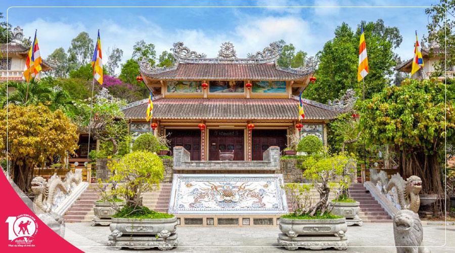 Du Lịch Tết Âm Lịch 2019 - Tour Nha Trang - Vinpearland 4 ngày 3 đêm