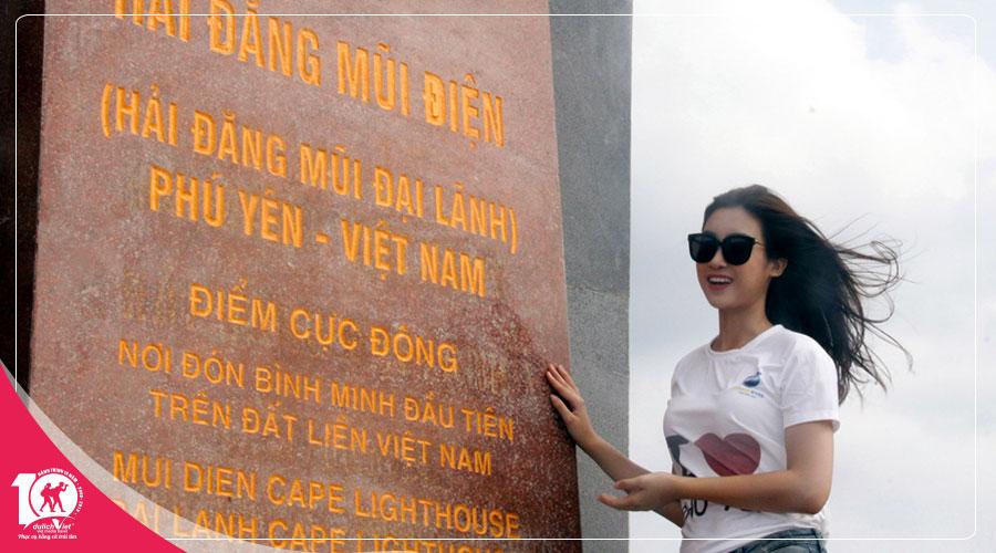 Du lịch Miền Trung - Phú Yên - Tuy Hòa 3 ngày, tặng 1 bữa hải sản giá tiết kiệm