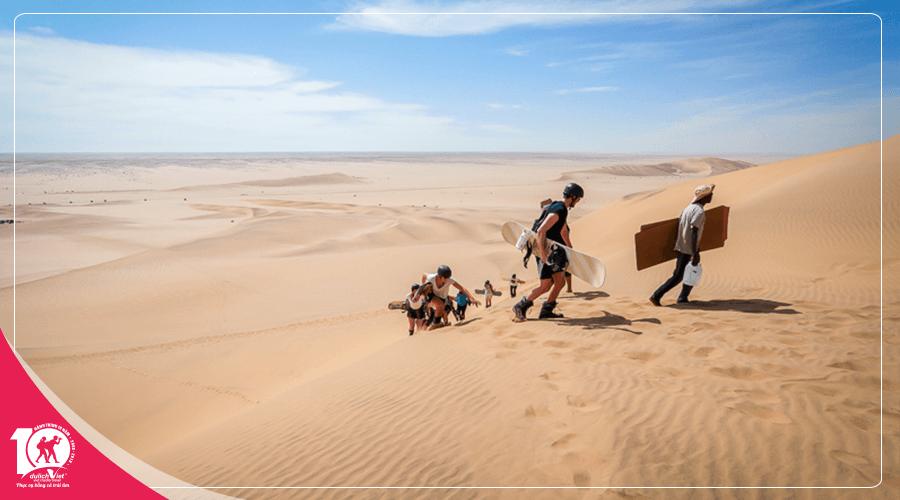 Du lịch Tết Dương Lịch 2019 - Tour Phan Thiết 3 Ngày 2 Đêm