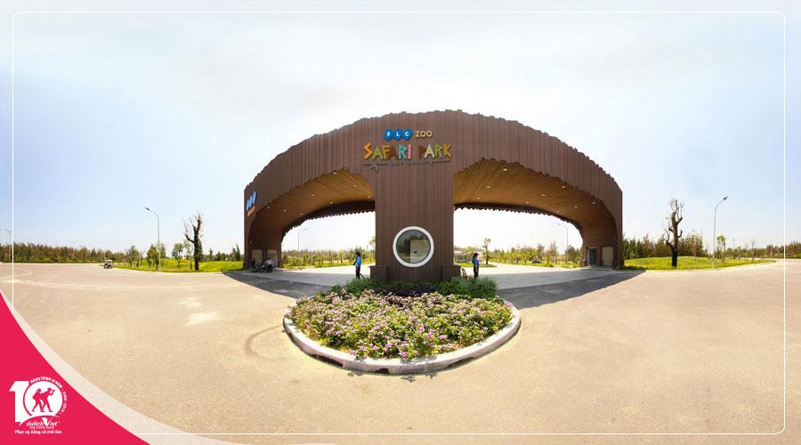 Du lịch Quy Nhơn - Eo Gió - Hòn Khô - FLC Zoo Safari 3 ngày từ Sài Gòn