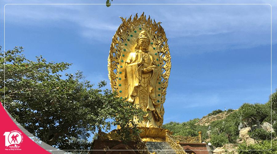 Du lịch Miền Trung - Quy Nhơn - Phú Yên 4 ngày khởi hành từ Sài Gòn