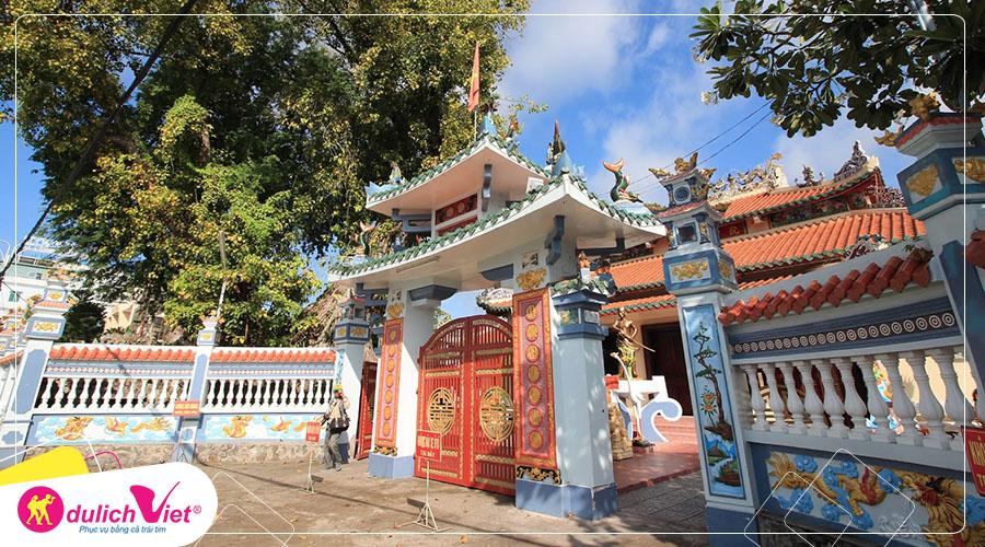 Du lịch Nam Du Lễ 2/9 3 ngày 3 đêm khởi hành từ Sài Gòn