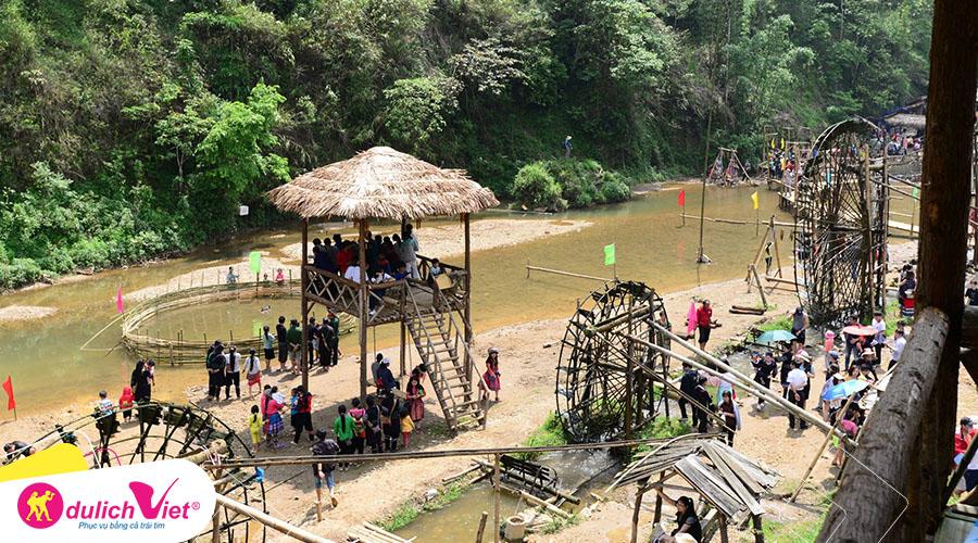 Du lịch Miền Bắc - Sapa - Bản Cát Cát - Chinh phục đỉnh Fansipan dịp Lễ 2/9 từ Sài Gòn