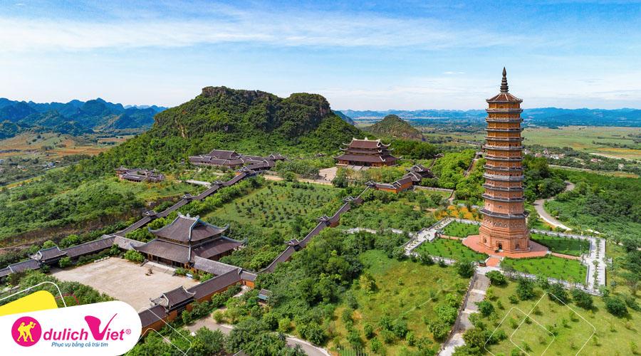 Du lịch Miền Bắc - Hạ Long - Yên Tử - Ninh Bình - Bái Đính - Tràng An dịp Lễ 2/9 từ Sài Gòn